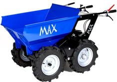 Muck Truck Max Dumper for moving building materials. The Max Dumper is also used by landscapers, builders and tree surgeons. The Max Dumper Power Barrow will shift building materials like soil, gravel, sand and paving slabs. For more info please check us out at: http://www.fresh-group.com/max-dumper.html