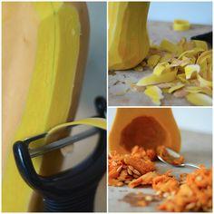 Roasted Butternut Squash Soup (Vegan)