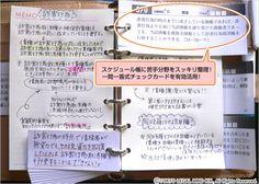 学習ノートのポイント