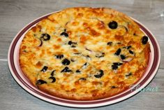 PIZZA RAPIDA - Flaveur Healthy Desserts For Kids, Healthy Kids, Healthy Recipes, Pitta, Cheeseburger Chowder, Macaroni And Cheese, Food And Drink, Cooking Recipes, Soup