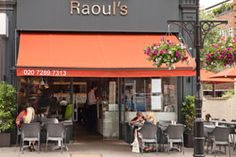 Raoul's Maida Vale. I miss this! @Amanda Berardi