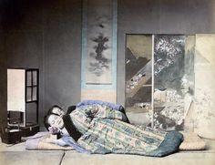 Slapende vrouwen / Sleeping women