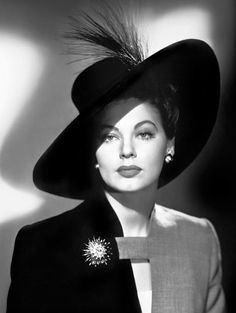 Ava Gardner, She Went to the Races, 1945