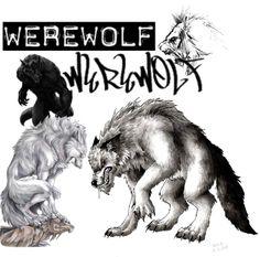 """""""Werewolves"""" by ninalyrics ❤ liked on Polyvore"""