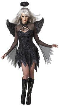 fantasias com vestido preto - Pesquisa Google