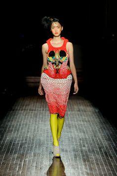 Manish Arora. PFW S/S 11'. Indian Couture.