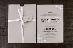 Casamento | Camila + Marcelo | Vestida de Noiva | Fernanda Floret | Blog de casamentos cheios de amor de todo o Brasil