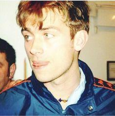 Damon Albarn, one of the most beautiful men on Earth.