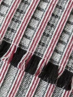 Gallery of Students' Work - Janet Phillips Weaving Weaving Yarn, Weaving Patterns, Master Class, Plaid Scarf, Students, Weave, Gallery, Scarves, Fabrics