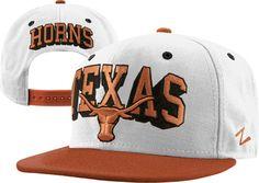 Texas longhorn  flat bill hat