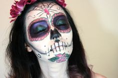 Sugar Skull makuep