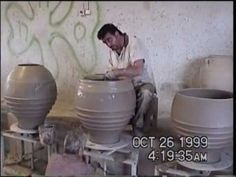 Crete Pottery 05 (Beehive Pot)