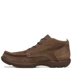 Rocky Men's Cruiser Casual Medium/Wide Chukka Boots (Brown Leather) - 11.0 M