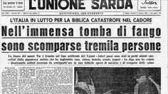 SCRIVOQUANDOVOGLIO: IL DISASTRO DEL VAJONT (09/10/1963)