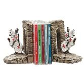 Found it at Wayfair - Knights of the Digital Realm Sculptural Bookends