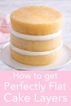 Cake Decorating For Beginners, Easy Cake Decorating, Cake Decorating Techniques, Cake Decorating Tutorials, Cake Recipes For Beginners, Decorating Ideas, Bake Flat Cakes, No Bake Cake, Food Cakes