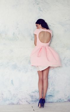 Cap Cana Dress // major cuteness