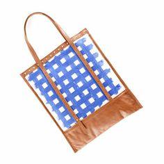 Iron bag blu by Les Envers