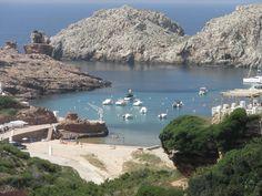 Cala Morell (Menorca)