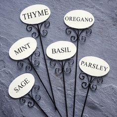 Seaside Garden Markers Set of 6 https://tseagraves.avonrepresentative.com/