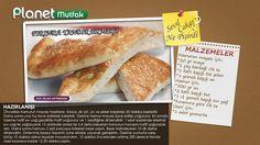 """Sevil Çakar'ın """"Size Selam Getirmişem"""" programında sizler için yaptığı """"Fırında Tandır Ekmeği"""" tarifi."""
