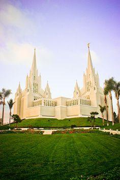 Templo de San Diego, California