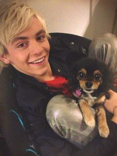 Photo: Ross Lynch And Pixie Hanging Out September 14, 2013 - Dis411