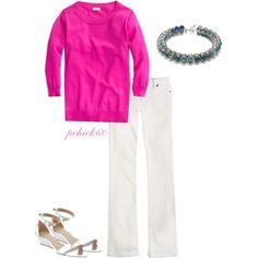 Untitled #288 by pchick60 on Polyvore featuring J.Crew and Old Navy