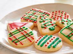 Sugar Cookies #HolidayBaking #SugarCookies