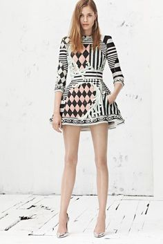 Balmain | Resort 2013 Collection | Vogue Runway