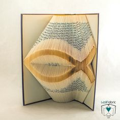 ****BASIC INFORMATION****  A folded book is an ideal gift for lifes bigger events, for example: Birthday, Valentines Day, Mothers Day, Christmas,