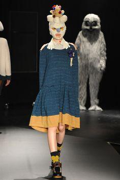 Ne-Net Spring 2013 RTW  Tokyo Fashion Week