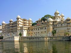 The City Palace, or the Palace of the King of Mewar, is one of the most #beautiful places to visit in the city and is most-visited tourist #attraction of #Udaipur.  It is the largest palace complex in the state of #Rajasthan. The palace hails tourists from all over the world, leaving them awestruck by its beauty and grandeur. #travel