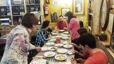 #Instagram #Menu La Republicana con #instagramers de #Zaragoza y #Aragón