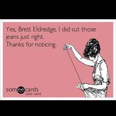 Brett Eldredge.