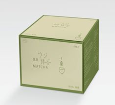 A series packaging for Uji Matcha, product of Shunka Japanese and Fusion Food Restaurant. Uji Matcha is natural green tea powder. The design is focused on the concept of calm - a time to relax after a long tiring day. The package is therefore in eart… Milk Packaging, Food Packaging Design, Coffee Packaging, Packaging Design Inspiration, Branding Design, Cafe Branding, Packaging Ideas, Japanese Branding, Japanese Packaging