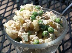 Summertime Tuna Pasta Salad! haven't had this in sooo long going to make asap:)
