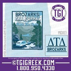 TGI Greek - Delta Tau Delta - Fall Formal - Greek Tank #tgigreek #deltataudelta #formal