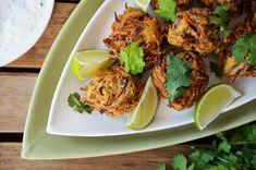 Kublanka vaří doma - Cibulové bhaji