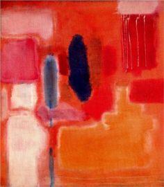 #Rothko #art #abstract #abstractpainting No. 9 - Mark Rothko