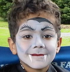 face painting for halloween Face Painting Halloween Kids, Face Painting For Boys, Face Painting Designs, Halloween Facepaint Kids, Facepaint Ideas, Theme Halloween, Halloween Costumes For Kids, Halloween Make Up, Halloween Sale