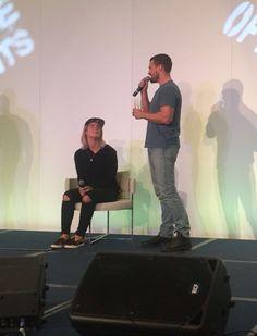 Stephen & Emily ♥ #Arrow #Olicity #COH2