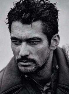 David James Gandy - MAP - News – John Balsom Shoots David Gandy for Man of the World Cover Story - 2014
