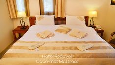 Hotel Rodovoli: The sleeping systems from Coco-Mat inside the rooms. #hotelrodovoli #cocomat #beds #hotelsroom #sleeponnature #konitsa #epirus #ioannina #mattresses #hotelstyle #hotels #sleep #greece #visitgreece #pillows #travel #tourism #relax #relaxing #dreams #decoration #grecia #grecia🇬🇷 #towels #zagori #sweetdreams