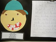 """We also took inspiration from the book Andrew's Loose Tooth and wrote our own loose tooth stories! We included sound effects and vivid vocabulary! (Truman""""s Loose Tooth) Teaching Language Arts, Teaching Writing, Writing Activities, Writing Ideas, Teaching Ideas, Teaching Resources, Narrative Writing, Writing Workshop, Procedural Writing"""