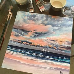 Art tattoo painting canvases Ideas for 2019 Aesthetic Painting, Aesthetic Art, Aesthetic Outfit, Aesthetic Drawing, Aesthetic Clothes, Painting Inspiration, Art Inspo, Malm, Love Art