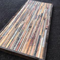 Rustic Moder Wood Wall Art by Bayocean Rustic Design Woodworking Furniture, Furniture Plans, Rustic Furniture, Cool Furniture, Wooden Art, Wood Wall Art, Rustic Design, Wood Design, Wood Patterns
