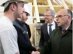 """Le Premier ministre inaugure un CFA du BTP """"nouvelle génération"""""""