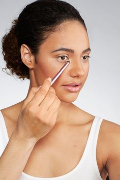 """Every woman wants big, beautiful eyes that make her look younger and more rested,"" says makeup artist Mally Roncal. Her easy tips get you there, even in the morning rush."