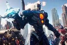 "Lucky Fans in Japan Get Best ""Pacific Rim""/""Mazinger"" Night Ever"